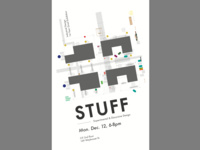 STUFF: Experimental and Discursive Design