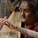 Anna DeLoi '18, harp