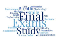 Academic Calendar: Final Exams