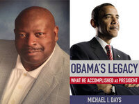 Writers LIVE: Michael I. Days, Obama's Legacy: What He Accomplished as President