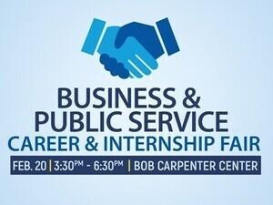 2017 Business & Public Service Internship & Career Fair