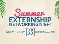 2017 Summer Externship Networking Night