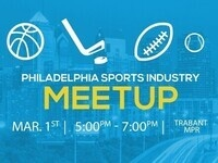 2017 Philadelphia Sports Industry Meetup