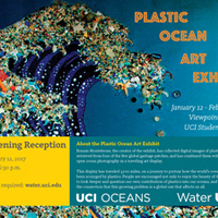 Plastic Ocean Art Exhibit