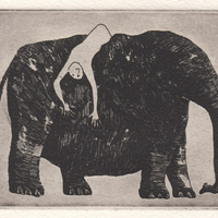 """""""E"""" is for Elephants: The Etchings of Edward Gorey: Curator's Talk by James Edwards '80"""