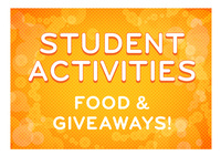 Student Activities Welcome