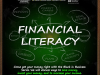 Black in Business Series: Financial Literacy & Budgeting