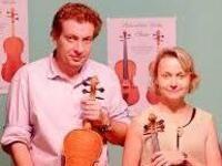 Resident Artist Series - Igor Veligan, viola, Susan Lamb Cook, cello, with special guests Zino and Natasha Bogachek, violin