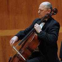 Faculty Artist: Paul York, cello