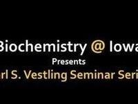 Biochemistry/Pharmacy Seminar: Vance Lemmon