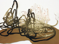 Gathering Lines: Drawings by Kathleen Thum