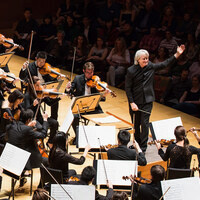 USC Thornton Symphony at Walt Disney Concert Hall