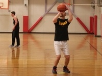 Intramural Hot Shot Contest