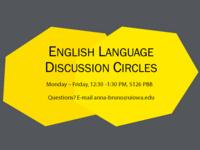 English Language Discussion Circles (ELDC)