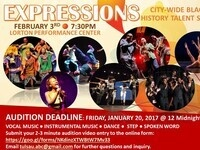Expressions: City-Wide Black History Talent Show