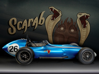 World of Speed: Scarab