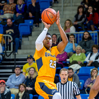 Quinnipiac University Men's Basketball vs Niagara