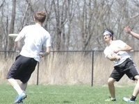 Intramural Ultimate Registration