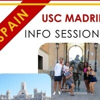 USC Madrid Info Session