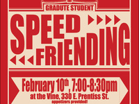 Speed Friending - Want to meet new people?