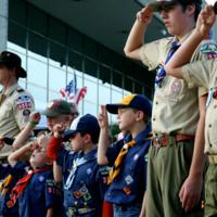 Boy Scout Lock In