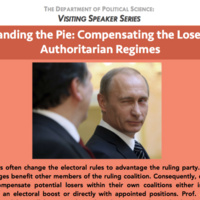 Expanding the Pie: Compensating the Losers in Authoritarian Regimes