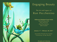 Art Exhibit: Engaging Beauty: The Art and Legacy of Ron Pecchenino
