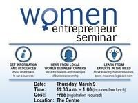 Women Entrepreneur Seminar