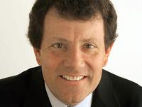 Nicholas D. Kristof, Gerber Lecture Series Special Guest
