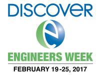 "2017 EWeek Event:  ""Inspiring the Engineers of Tomorrow"""