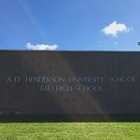 FAU High School