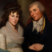 "Object of the Month: ""Mr. and Mrs. Alexander Robinson"""