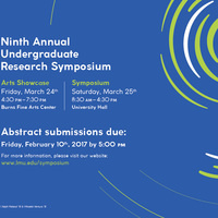 The 9th Annual Undergraduate Research Symposium
