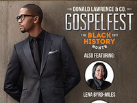 University of The Pacific Gospelfest 2017: Donald Lawerence & Co.