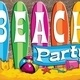 Health Services - Beach Party!