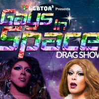 Gays in Space: Annual Drag Show