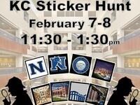 Sticker Hunt in the KC
