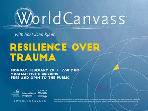WorldCanvass: Resilience Over Trauma