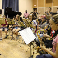 Jazz Ensemble Camp for Middle School
