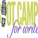 SciWrite@URI Writing Boot Camp