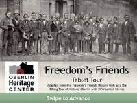 Freedom's Friends Tablet Tour Rental