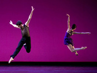 The School of Oregon Ballet Theatre Noontime Showcase