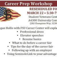 Career Prep Workshop