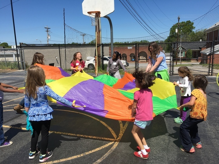 Laurens County 4-H Spring Break Fun Camp Registration
