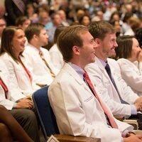 Brody School of Medicine White Coat Ceremony