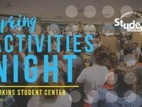 Spring Activities Night