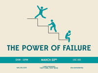 Leadership Over Lunch: The Power of Failure
