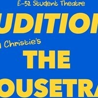 Auditions for THE MOUSETRAP