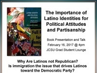 The Importance of Latino Identities for Political Attitudes and Partisanship