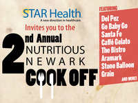 The Nutritious Newark Cook-Off | STAR Health